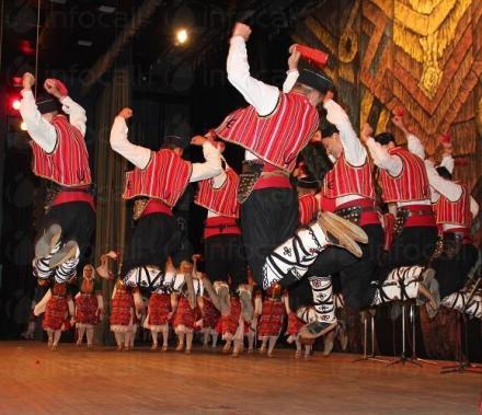 Фолклорни песни и танци в община Петрич - НЧ Димитър Благоев 1956 с. Първомай