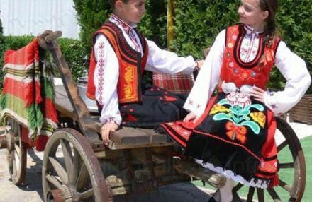 Фолклорно пеене в община Каспичан - НЧ Просвета 1874 Могила