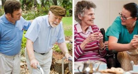 Грижи за трудноподвижни стари хора в Марково-Пловдив - Столетник