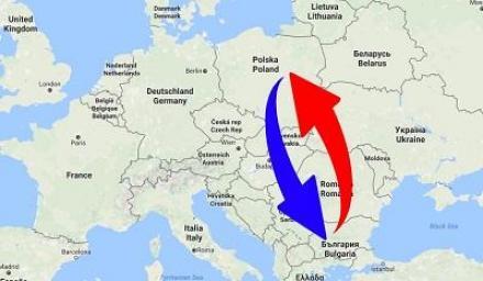 Групажни превози България-Полша - Сет транс