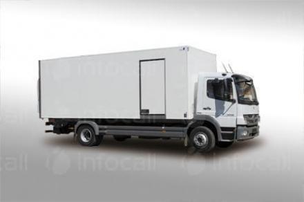 Хладилен транспорт Пловдив - Кубера Логистикс