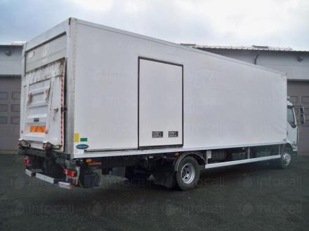 Хладилен транспорт Пловдив - Ес Ди Карго