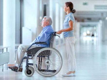 Индивидуални грижи за възрастни хора с физически увреждания  - ДВХФУ Провадия