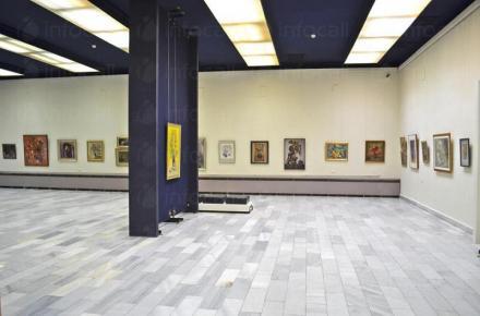 Изложба на живопис, графика и скулптура в Пазарджик - Художествена галерия Станислав Доспевски