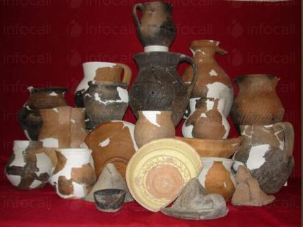 Изложби - Археологически музей Марица Изток град Раднево