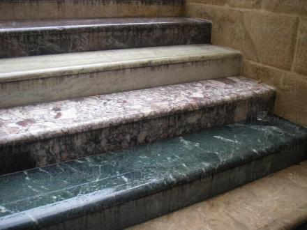 Изработка на стъпала от мрамор и гранит в Шумен - Димчо Димов ЕТ