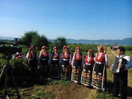 Женска фолклорна група  - Народно читалище Иван Вазов 1871