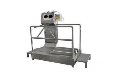 Компактна хигиенна станция за почистване на подметки 10.4011.00 - Сторм Инженеринг АД