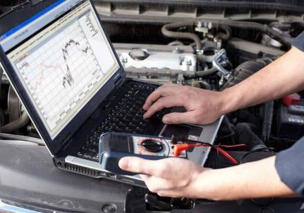 Компютърна диагностика на бензинови автомобили във Варна - ХРИСТОВ ЕЛЕКТРОНИКС  ЕООД