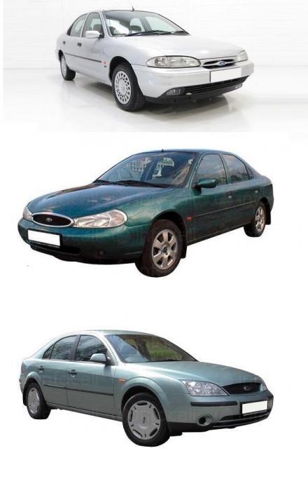 Купуваме на Форд Мондео за скрап или на части - Автоморга ФОРД