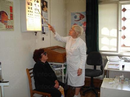Лечение на очни болести в Димитровград - Медицински център Шанс ООД