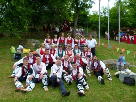 Мъжка певческа група - НЧ Родолюбие 2006 Айдемир
