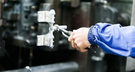 Mашинно леене на отливки в Плевен - Технология на металите  АД