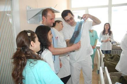 Медицински факултет в Стара Загора - Тракийски Университет