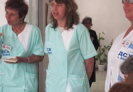 Медицински грижи за стари хора в община Болярово - ДСХ Воден