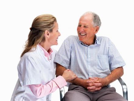Медицинско наблюдение на болни и самотни хора - Дом за стари хора Мокрище