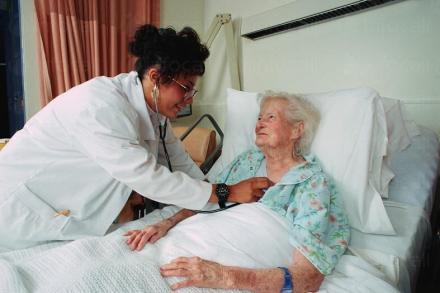 Медицинско наблюдение на стари хора в община Смолян - ДСХ с отделение за лежащо болни Фатово