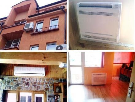 Монтаж на климатици в Плевен - Велев-Клима ЕООД