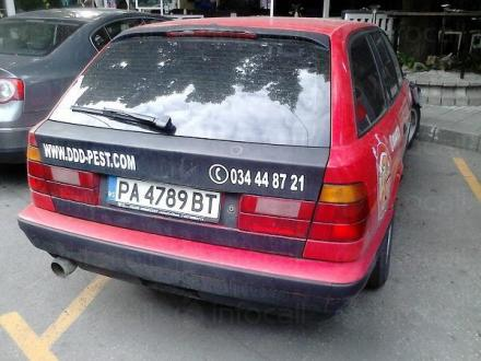 Обработване срещу гризачи в област Пазарджик - ДДД Пест Консулт