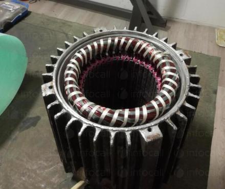 Обслужване електродвигатели във Видин - ПАМС 9 - СВЕТЛАНА ГЕОРГИЕВА ЕТ