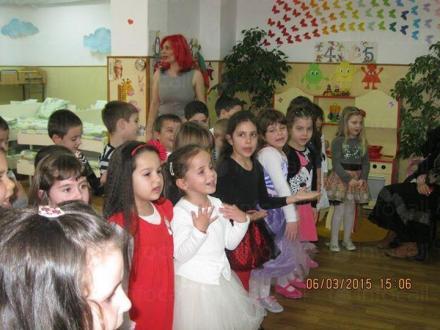 Обучение деца от 3 до 6 години в община Раковски - ЦДГ Синчец Белозем