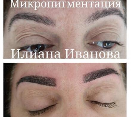 Обучение микропигментация Плевен - Илиана Иванова