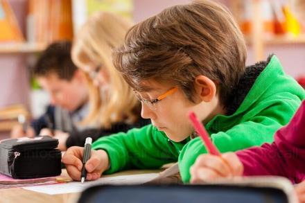 Обучение на деца от 1 до 8 клас в община Каспичан - ОУ Пенчо Славейков село Марково