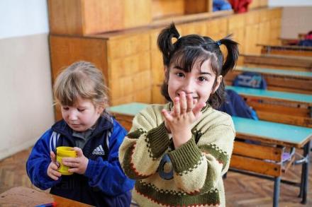 Обучение на деца със СОП - Регионален център за подкрепа на процеса на приобщаващото образование Велико Търново