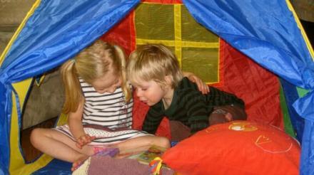 Обучение на деца в община Сливен - ДГ Иглика Стара река
