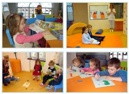 Обучение на деца в подготвителна група София-Панчарево - ЧЦДГ Слънчогледи