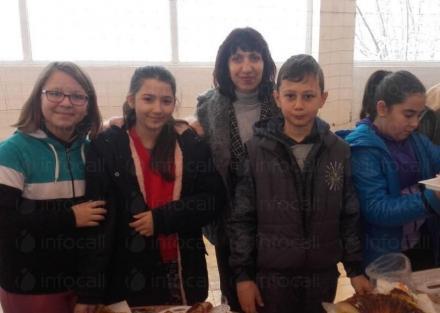 Обучение на ученици от 1 до 12 клас в Каолиново-Шумен - СУ Георги Стойков Раковски