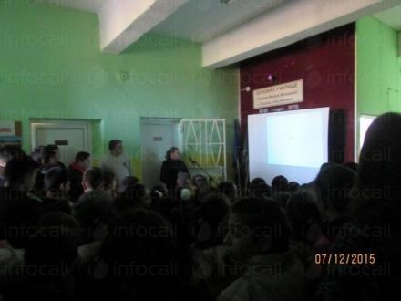 Обучение в полуинтернатна група в община Исперих - ОУ Никола Йонков Вапцаров село Вазово