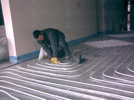 Отоплителна инсталация за СПА комплекси в София - Си енд Ди ЕООД