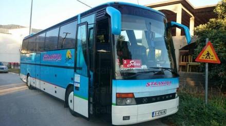 Пътнически транспорт Аксаково-Варна - Странджа ЕООД