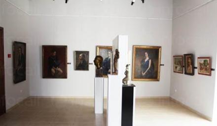 Постоянна изложба в Разград - Художествена галерия Проф Илия Петров