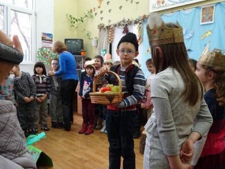 Прием в подготвителна група - ОУ Васил Априлов град Бургас