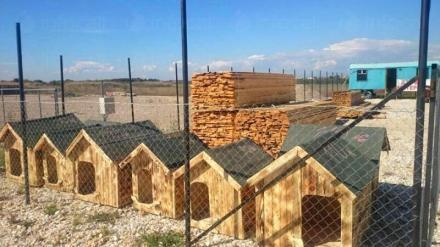 Продажба дървени кучешки къщи (колиби) Пловдив и Асеновград - Секвоя ЕООД