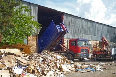 Продажба на отпадъци в Стара Загора - ЕКОР ЕООД