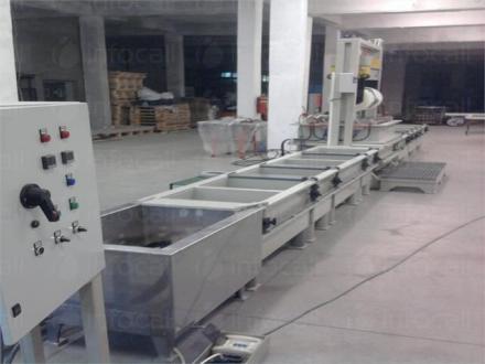 Производство галванични линии в Севлиево - Еконсулт ООД