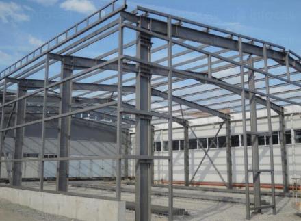 Производство метални конструкции в Панагюрище-Пазарджик - КНН ООД