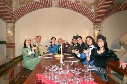 Производство на червено вино в Поморие-Бургас - Винарска изба Бойар