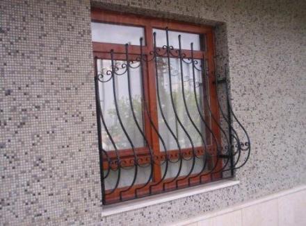 Производство на декоративни решетки в Асеновград, Пловдив и София-Люлин - Анрад
