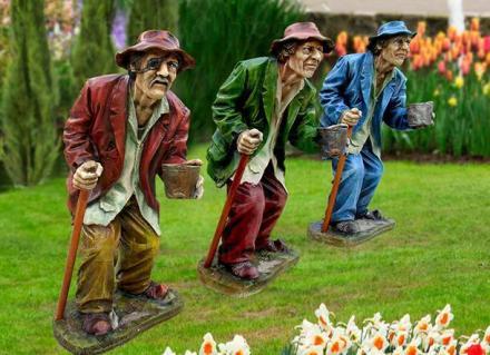 Производство на градински фигури в Севлиево - Декор Гарден ЕООД