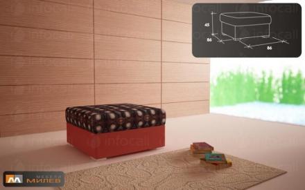 Производство на мека мебел в Търговище - Мебели Милев