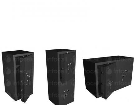 Производство на метални сейфове и сейфове по EN 1143 в Стара Загора - Тетраедър 49