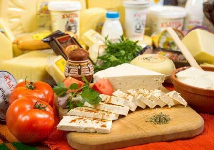 Производство на топено сирене в община Ардино - Мандра Жълтуша