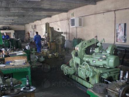 Производство на зъбни колела в Силистра - Слим ООД