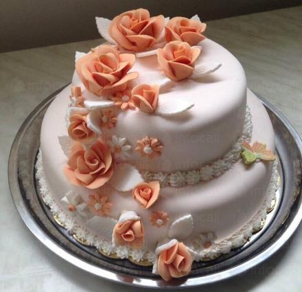 Производство сватбени торти Бургас-Зорница - ТиВ Стоянка Дичева ЕТ