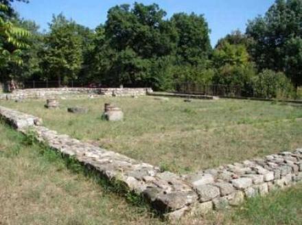 Раннохристиянски базилики в Хисаря - Археологически музей Хисаря