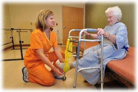 Рехабилитация за стари хора  - ДСХ Нови пазар